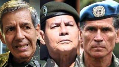 A linguagem dos generais de Jair Bolsonaro