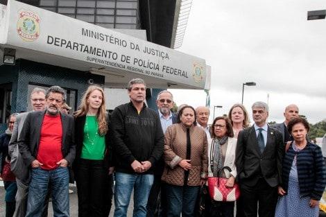 Fim da farra: Após a posse de Bolsonaro, Lula irá para um presídio