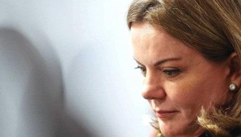 Nem o PT suporta mais a senadora Gleisi