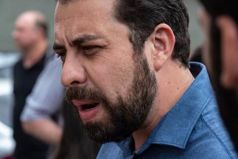 """Guilherme Boulos, abjeto, usa massacre em Campinas para fazer """"politicagem"""""""