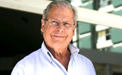 José Dirceu manda recado para Bolsonaro e Moro