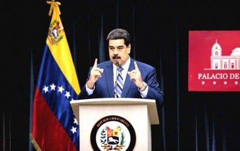 Maduro ataca Mourão e recebe resposta fulminante de cidadão venezuelano (Veja o Vídeo)