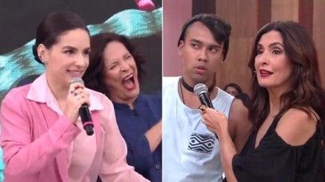 No Encontro com Fátima Bernardes mais uma pessoa comum é humilhada (Veja o Vídeo)