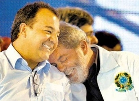 Marco Aurélio manda soltar Lula e Cabral