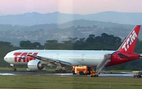 O pânico no voo Latam LA 8084 e a iminência do caos nos aeroportos brasileiros