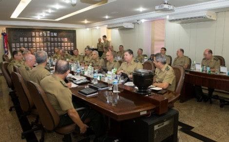 O recado do Alto Comando: simples, direto e implacável
