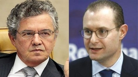 O ministro Marco Aurélio, a suspeita de crime e a estratégia combinada com Cristiano Zanin