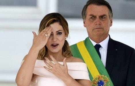 O discurso de Michelle Bolsonaro que reduziu a pó as feministas e lacradoras (Veja o Vídeo)