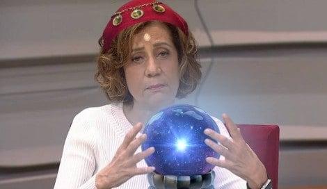 """Miriam """"Diná"""" Leitão errou tudo, por enquanto..."""