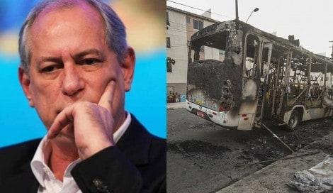 O silêncio vergonhoso de Ciro sobre a crise no Ceará