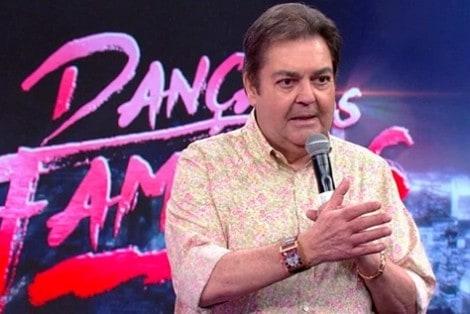 """Faustão entra na """"dança dos famosos"""" (Veja o Vídeo)"""