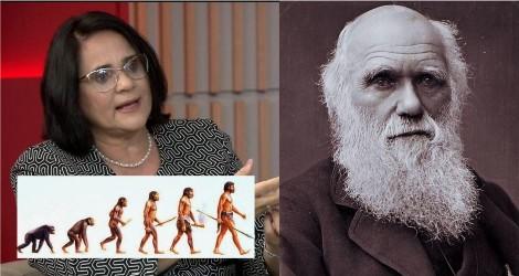 Teoria da evolução, liberdade religiosa e Damares Alves