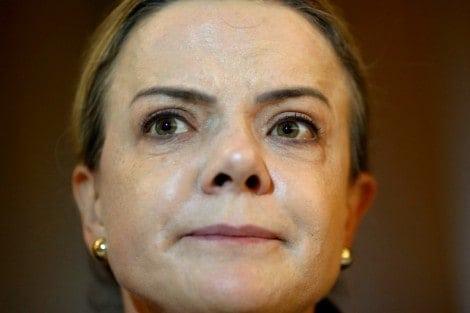 Gleisi responderá criminalmente por violação da Lei de Segurança Nacional