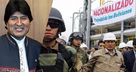 Chegou a hora de o Brasil exigir que Evo devolva a nossa refinaria