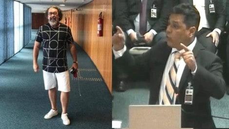 """O advogado de bermuda no STF, o dedo na cara do ministro e a """"casa da mãe Joana"""""""
