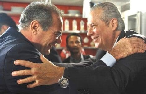 Pressão avassaladora: General também clama por #Renan-Não