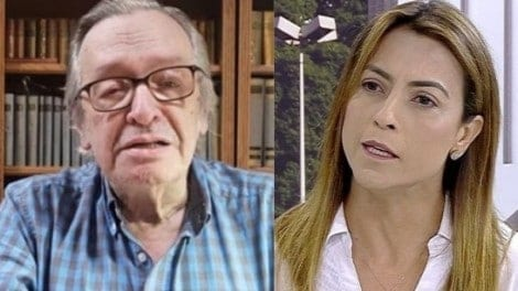 """Olavo de Carvalho faz grave alerta a Bolsonaro e atinge a """"Gleisi Hoffmann do PSL"""""""