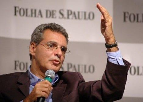 """""""Bom jornalismo é oposição"""", diz Dimenstein que recebeu 2,2 mi via Rouanet"""