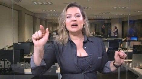 """Joyce faz """"desafio"""" no caso Queiróz"""