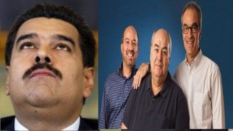 Nicolas prepara a fuga. Resta ao povo brasileiro derrubar a última tirania do continente: a Rede Globo (Veja o Vídeo)