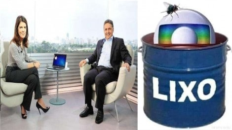 É fácil desmoralizar a Rede Globo, até Garotinho conseguiu (Veja o Vídeo)