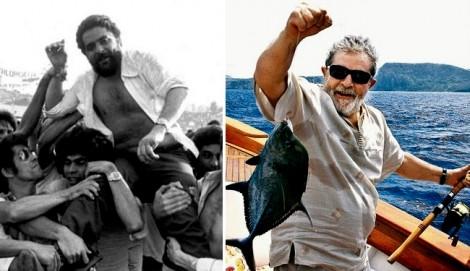 O mito do Lula pobre