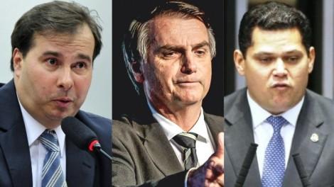 Grande Mídia ignora que resultados na Câmara e Senado foram vitórias de Bolsonaro
