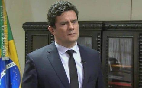 A primeira palavra de Moro sobre o projeto de Lei Anticrime que será apresentado amanhã (Veja o Vídeo)