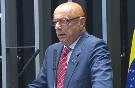 Esperidião Amin, reserva moral no Senado