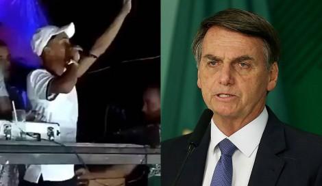 Bandidos com fuzis mandam recado para Bolsonaro em baile funk