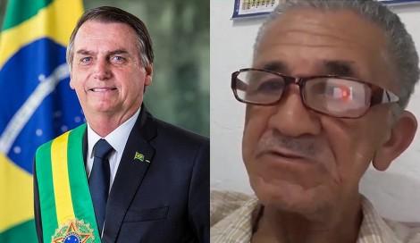 Feminista petista acusa falsamente youtuber idoso de pedofilia após revelação de voto em Bolsonaro