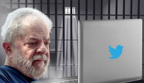 Preso, Lula confunde pobreza com bandidagem e ataca a Lei Anticrime