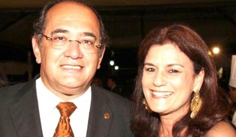 Receita Federal faz devassa na vida de Gilmar e Guiomar