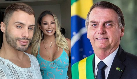 Valesca Popozuda defende amigo gay eleitor de Bolsonaro e é atacada por militância LGBT de esquerda