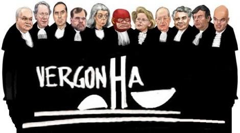 O Supremo Tribunal Federal no banco dos réus (Veja o Vídeo)