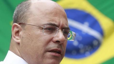 Após ataques da Globo, a palavra de Witzel sobre a ocorrência no Morro do Fallet-Fogueteiro (Veja o Vídeo)