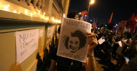 PSOL não se cansa de explorar a imagem de Marielle