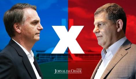 "Ouça o confuso ""bate-boca"" entre Bebianno e Bolsonaro"