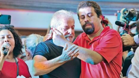 """Envolto em tantos crimes, Lula pode ganhar novo processo """"de graça"""", junto com Boulos"""