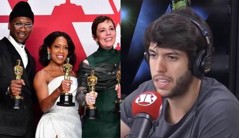 Caio tira a máscara do Oscar: polícia como vilã, descontrução da família e politicamente correto (veja o vídeo)