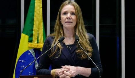 """Ex-senadora Vanessa Grazziotin arruma """"boquinha"""""""