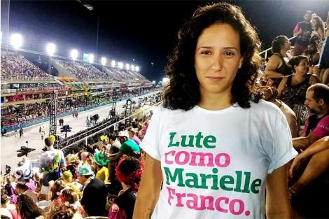 Declaração de viúva de Marielle é uma atroz arrogância