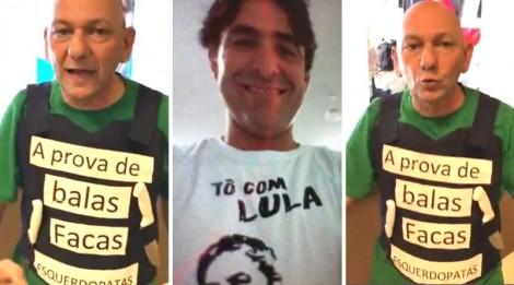 Atentado contra Luciano Hang por ativista petista é gravíssimo (Veja o Vídeo)