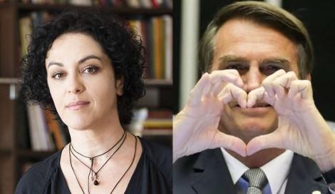 'Filósofa' feminista se auto-exila em Paris, bem distante da Venezuela...