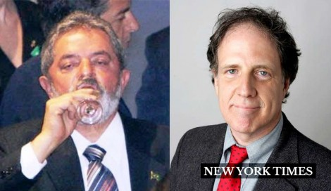 Lula já expulsou jornalista americano do Brasil por fazer matéria sobre seu vício em álcool