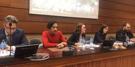 Na ONU Jean Wyllys mente e associa Bolsonaro ao crime contra Marielle (Veja o Vídeo)