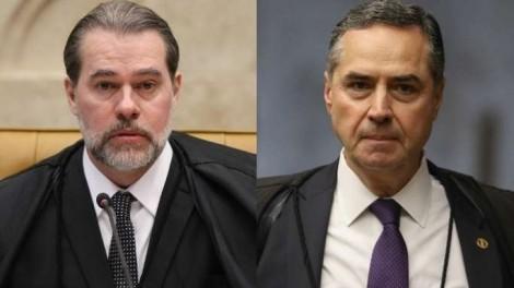 Toffoli terá coragem suficiente para incluir o ministro Barroso no inquérito?