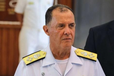 A Marinha do Brasil sob o comando de Ilques Barbosa Júnior