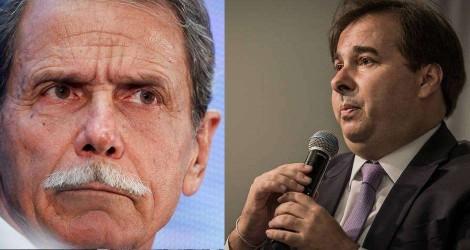 General enquadra Rodrigo Maia