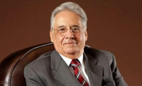 "Na maior cara de pau, FHC dá a receita para Bolsonaro governar: ""Toma lá dá cá"""